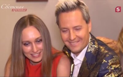 "📺 VITAS on TV – ""Socialite News"" / ""Светская хроника"" with English subtitles!【Channel 5, 2019】"