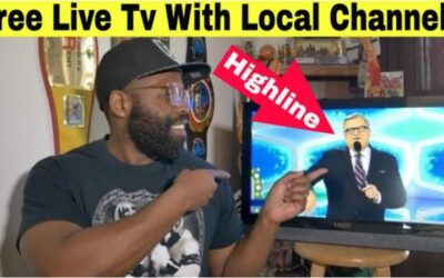 Free Live TV – (Plus All Your Local Channels) Highline Tv